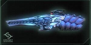Crysis3 bolt sniper
