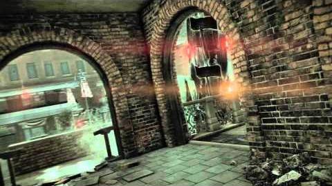 Crysis 2 Map Focus - City Hall Flythrough