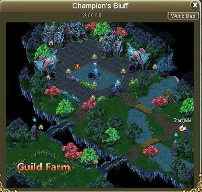 CSChampion's Bluff