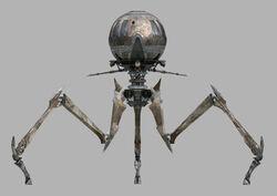 Octuptarra droid 1