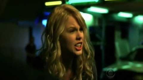 Taylor Swift's Scenes on CSI
