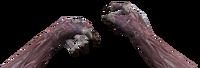 Pyscho zombie veiwmodel