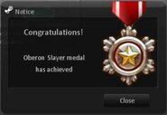 Oberon Slayer