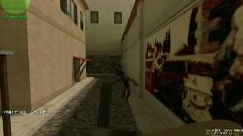 CSO Zombie mode 3 hammer guerrilla