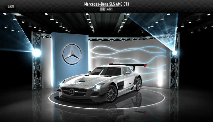 mercedes benz sls amg gt3 csr racing wiki fandom powered by wikia. Black Bedroom Furniture Sets. Home Design Ideas