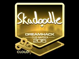 File:Csgo-cluj2015-sig skadoodle gold large.png