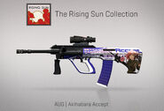 Csgo-rising-sun-AUG-akihabara-accept-announcement