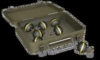 Grenade box hegrenade