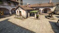 CSGO Inferno CT spawn July 1st 2014 update