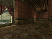 De chateau0004 Bombsite A-interior hallway