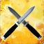 Gun game knife kill knifer pw