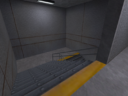 Cs thunder crate to dam's stairs level 2
