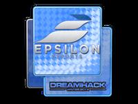 Csgo-dreamhack2014-epsilonesports holo large
