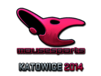 Mousesports foil large
