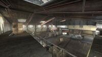Csgo assault inside warehouse