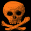 File:Skull orange.png