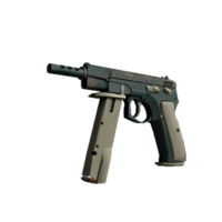 CZ75-Auto-green-plaid-market