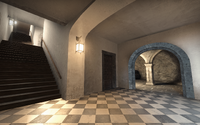 Csgo-castle-stairs