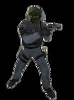 P revolver