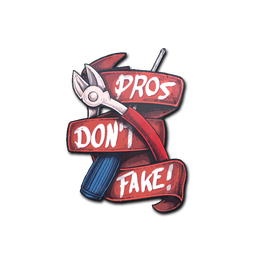 File:Csgo-community-sticker-2-pros-dont-fake.png