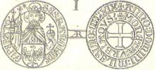 Aachen groschen 1419