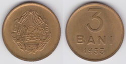 Romania 3 bani