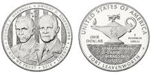 2013 $1 5-Star Generals coin