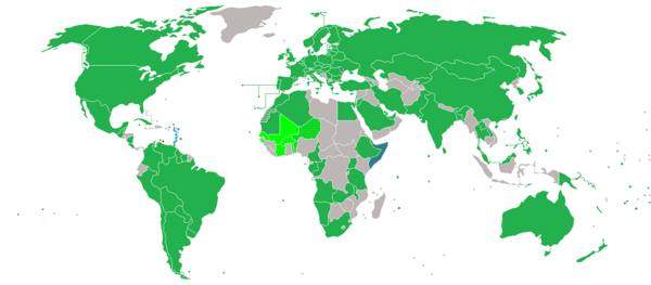 Coin map 2012