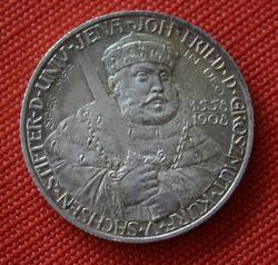 Sachsen Weimar Eisenach 2 Mark 1903