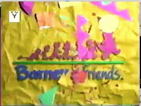 Barney Friends A Package Of Friendship International Version