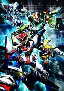 Custom robo battle revolution art 21