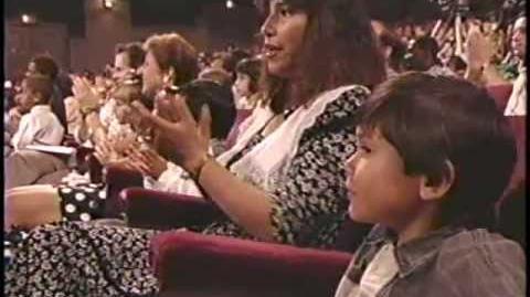 Video - Barney & the Backyard Gang Barney in Concert (1991 ...