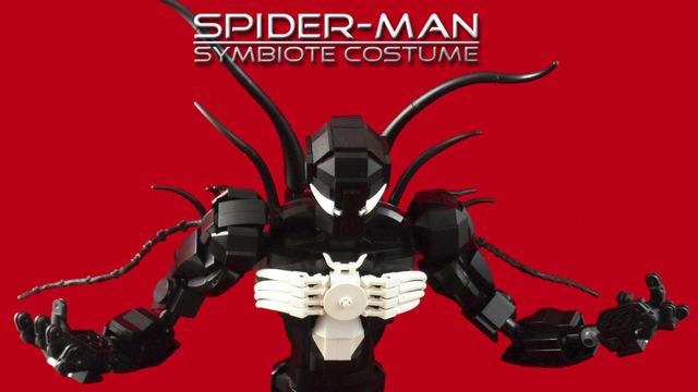 Spider man the symbiote costume cuusoo wiki fandom powered by