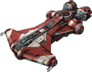 Swtor jedi starship png by doctoranonimous-d35x1gw