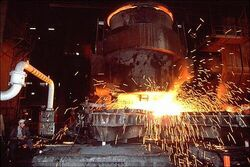 Warbuck steel