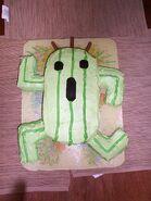 Cactuar Cake