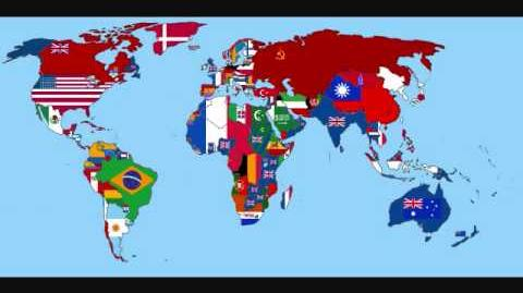 The world in the last 200 years!