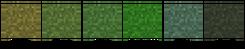 Grass hues