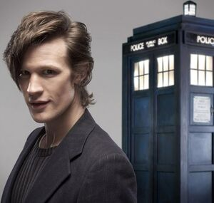 Matt smith eleventh doctor blogtor1