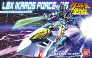 Riding Saucer - Icarus Force Color
