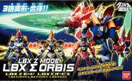 Σ Orbis/Bandai Models
