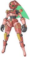 Kunoichi ami custom 02