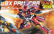 Pandora/Bandai Models