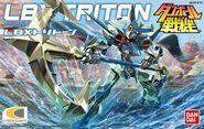 Triton/Bandai Models