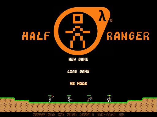 Stick Ranger Based Game