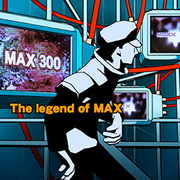 The legend of MAX (DDR X2)