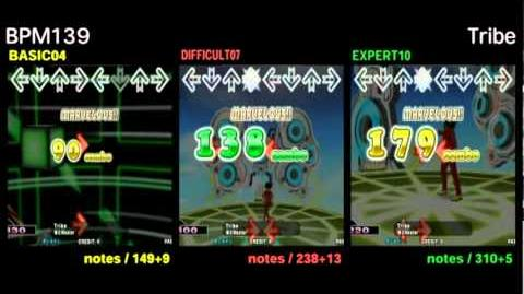 DDR X3 Tribe - DOUBLE