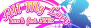 All My Love (DDR DW)