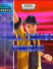 Full Combo Finish (DDR II)
