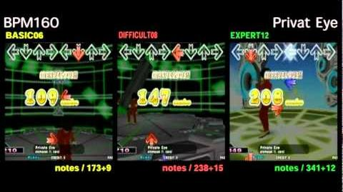 DDR X3 Private Eye - DOUBLE
